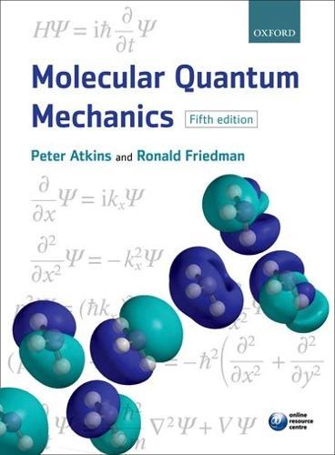 Molecular Quantum Mechanics (Paperback)