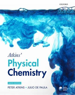 Atkins' Physical Chemistry (Paperback)