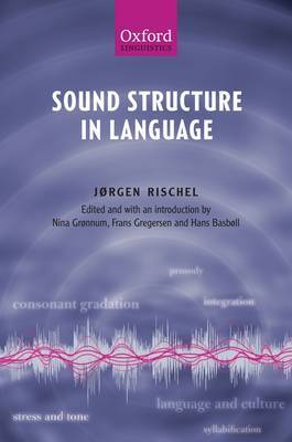 Sound Structure in Language (Hardback)