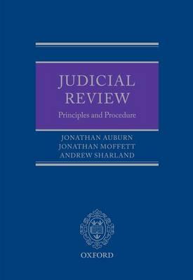 Judicial Review: Principles and Procedure (Hardback)