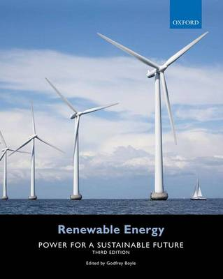 Renewable Energy: Power for a Sustainable Future (Paperback)