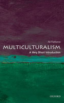 Multiculturalism: A Very Short Introduction - Very Short Introductions (Paperback)
