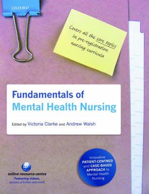 Fundamentals of Mental Health Nursing (Paperback)