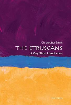 The Etruscans: A Very Short Introduction - Very Short Introductions (Paperback)