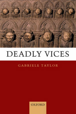 Deadly Vices (Paperback)
