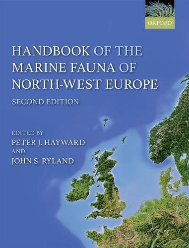 Handbook of the Marine Fauna of North-West Europe (Paperback)