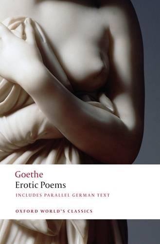 Erotic Poems - Oxford World's Classics (Paperback)