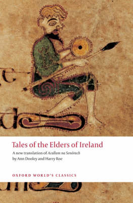 Tales of the Elders of Ireland - Oxford World's Classics (Paperback)