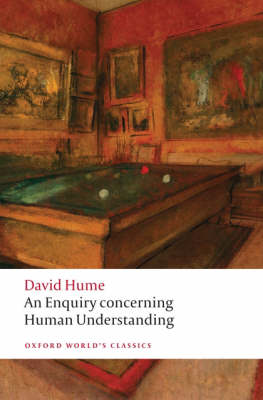 An Enquiry concerning Human Understanding - Oxford World's Classics (Paperback)