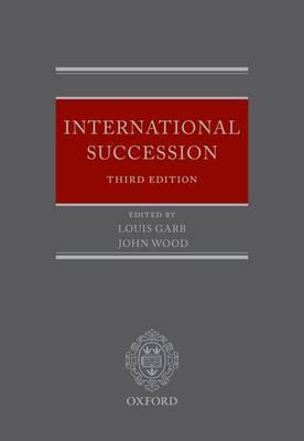 International Succession (Hardback)