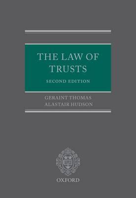 The Law of Trusts (Hardback)