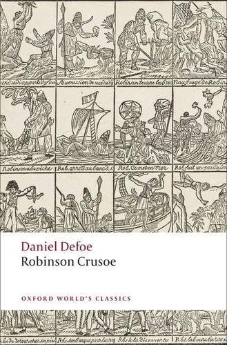 Robinson Crusoe - Oxford World's Classics (Paperback)