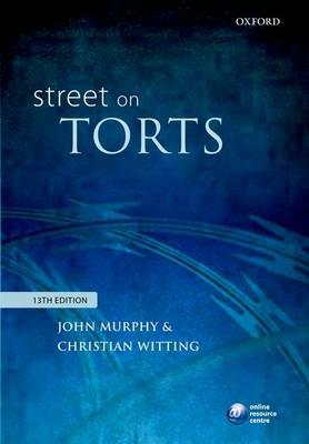 Street on Torts (Paperback)
