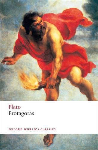 Protagoras - Oxford World's Classics (Paperback)