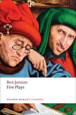 Five Plays - Oxford World's Classics (Paperback)