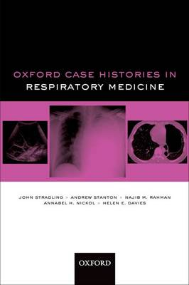 Oxford Case Histories in Respiratory Medicine - Oxford Case Histories (Paperback)