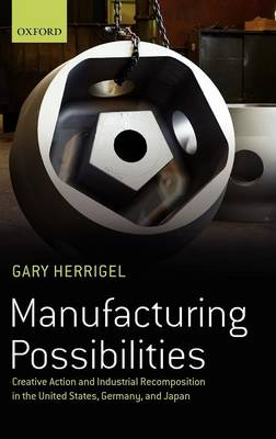 Manufacturing Possibilities: Creative Action and Industrial Recomposition in the United States, Germany, and Japan (Hardback)