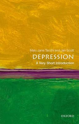 Depression: A Very Short Introduction - Very Short Introductions (Paperback)