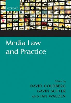 Media Law and Practice (Paperback)