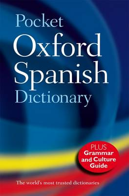 Pocket Oxford Spanish Dictionary (Paperback)