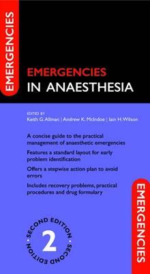 Emergencies in Anaesthesia - Emergencies in...