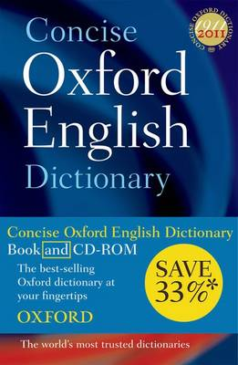 Concise Oxford English Dictionary 2009