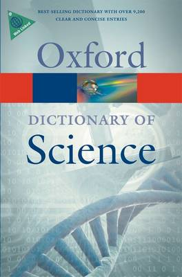 A Dictionary of Science - Oxford Quick Reference (Paperback)