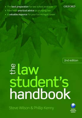 The Law Student's Handbook (Paperback)