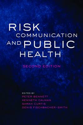 Risk Communication and Public Health (Paperback)