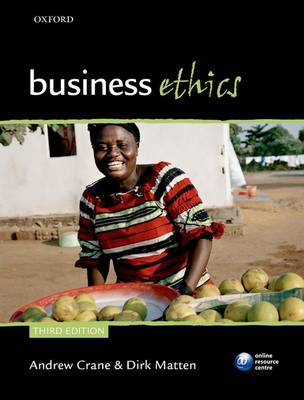 Business Ethics: Managing Corporate Citizenship and Sustainability in the  Age of Globalization (Paperback)