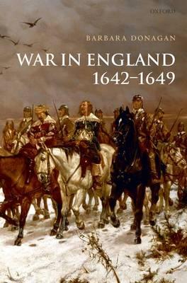 War in England 1642-1649 (Paperback)
