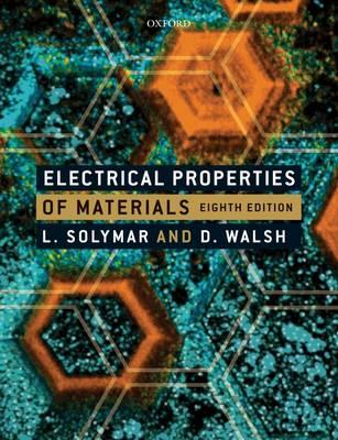 Electrical Properties of Materials (Hardback)