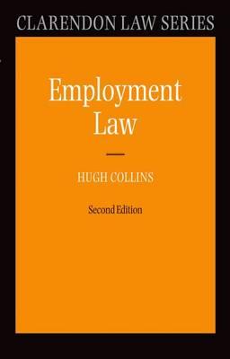Employment Law - Clarendon Law Series (Hardback)