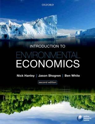 Introduction to Environmental Economics (Paperback)