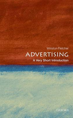 Advertising: A Very Short Introduction - Very Short Introductions (Paperback)