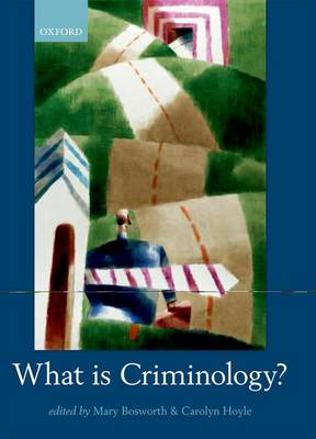 What is Criminology? (Hardback)