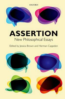 Assertion: New Philosophical Essays (Hardback)