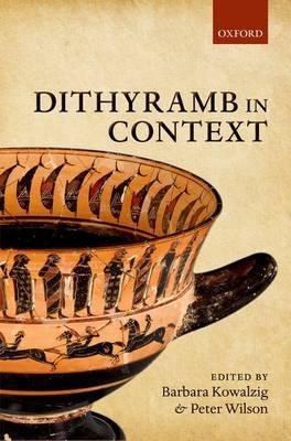 Dithyramb in Context (Hardback)