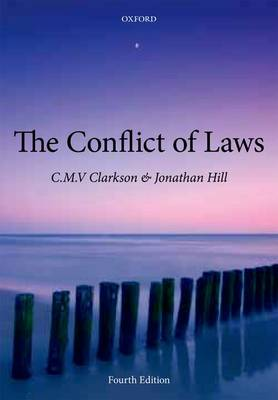 The Conflict of Laws (Paperback)