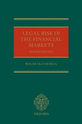 Legal Risk in the Financial Markets (Hardback)