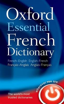 Oxford Essential French Dictionary (Paperback)