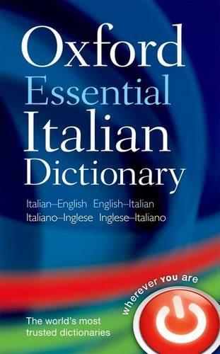 Oxford Essential Italian Dictionary (Paperback)