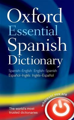 Oxford Essential Spanish Dictionary (Paperback)