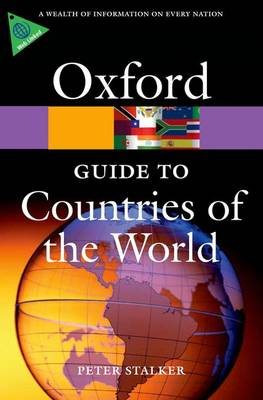 A Guide to Countries of the World - Oxford Quick Reference (Paperback)