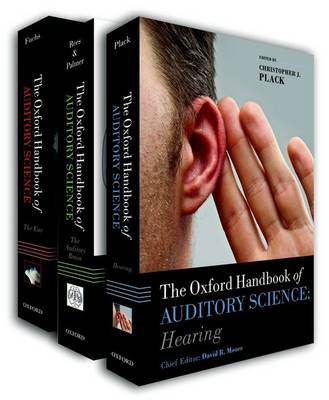 "Oxford Handbook of Auditory Science: ""Ear"", The ""Auditory Brain"", ""Hearing"" (Hardback)"