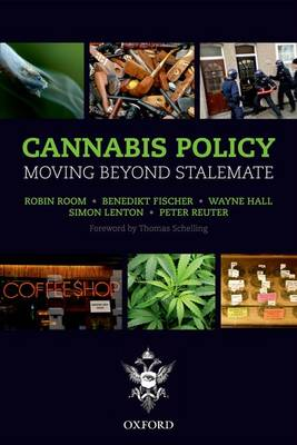 Cannabis Policy: Moving beyond stalemate (Paperback)