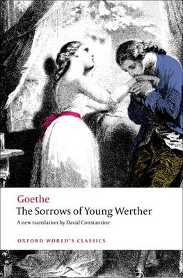 The Sorrows of Young Werther - Oxford World's Classics (Paperback)