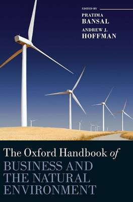 The Oxford Handbook of Business and the Natural Environment - Oxford Handbooks (Hardback)