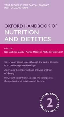 Oxford Handbook of Nutrition and Dietetics - Oxford Medical Handbooks