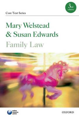 Family Law - Core Texts Series (Paperback)